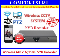 NVR 960P 720P Security System Wireless Onvif P2P PTZ Control Network Video Recorder DVR AHD CCTV Wireless Camera
