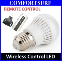 LED Energy Power saving Light Bulb Remote Control Power 15W 12W Everonment Friendly