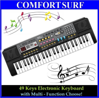 49 Keys Electronic Piano Keyboard Kids Educational Toys with Multi - Function Choose