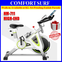 HIGH-END Superhorse HM-711 Professional Home Gym / Fitness Spinning Bicycle / Cycling Exercise Bike