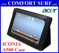 Acer Iconia Tab A500 Tablet PC Leather Case Cover