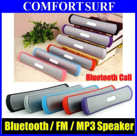 BE-13 Bluetooth Speaker Hand-Free Phone Call + MP3 Player + FM Radio + 4 x Stereo Speaker