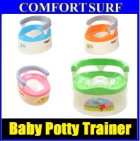 FREE 1 Earpick!! High Quality!! baby Potty Urinal Toilet Trainer Kid Children Toilet Chair Seat Bench