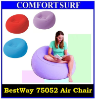 Great Deal !! BestWay 75052 Air Chair Inflatable Relaxing Single Seat Sofa