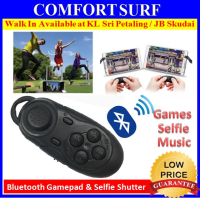 Wireless Bluetooth Gamepad Selfie Remote Mouse Controller Shutter For iPhone Android 3D VR Glasses