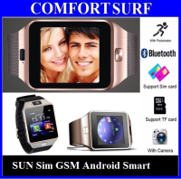 1.56 inch Sun Smart Watch Mobile Phone (Sim Card + TF Card + 2M Camera + Bluetooth)