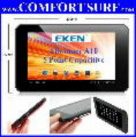 EKEN T01A Boxchip A10 1.5GHz Android 4.03 ICS Cap Tablet PC