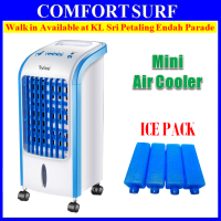 Mini Portable Home Evaporative Swamp Air Cooler Cooling Fan Indoor + FREE 4x Ice Box