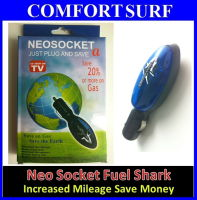 NEO SOCKET Fuel Shark Car Fuel Saver Increased Milleage