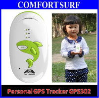 2014 Mini Size Real Time Personal GPS Tracker for Child / Pets / Senior Citizen With 2 Way talk