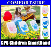 Gps Children SmartBand gps Tracking Locator Watch Children Personal Positioning
