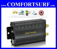 Real Time GPS Tracker System /w Off Engine Oil Function (TK 103)