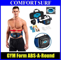 Gym Form Abs A Round Toning Belt 360º Muscle stimulation Elimate fat