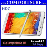 "5.7"" Samsung Galaxy NOTE III GT-N9006 1:1 Clone Android 4.3 GPS Smartphone"