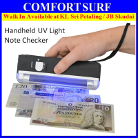 NEW Handheld Blacklight Portable Fake Money ID Detector / UV Light