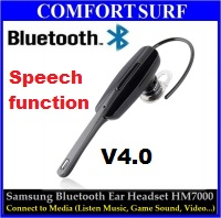 Brand New! Samsung Wireless Bluetooth Headset HM7000 comes with Speech Function