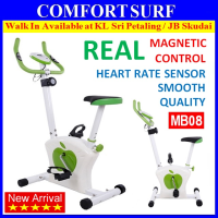 Real Magnetic Control Exercise Bike Bicycle Cycling Sport Gym Fitness