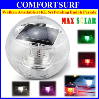 2pcs Set MaxSolar SL006  Solar Powered Outdoor LED Outdoor Floating LED LAMP Lighting Light