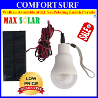 MaxSolar SL018 Solar Powered Outdoor Lighting Camp Tent Fishing Light Lamp Bulb
