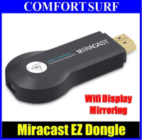 Original Miracast Airplay DLNAWifi Display Mediashare Ezcast Dongle for Android / Apple IOS System