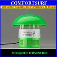 Environment efficient photo-catalysis mosquito killer trapper