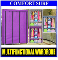 Multifunctional Wardrobe Large Size Hanging Cloth oversized wardrobe storage