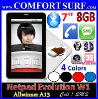 Netpad Evolution W8 GSM Bluetooth Phone Call SMS Android 4.0 Tablet PC