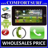 NetPad W1 Voice Call Sim Slot Android 2.2 Tablet PC