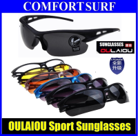 OULAIOU S3105 Sport Sunglasses Dust Proof Anti-Glare UV400 Protection