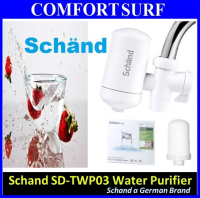 Schand Faucet Water Filter Purifier for Kitchen Home Office