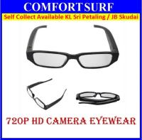 e854b18e34 HD 720P Sunglasses Spy Hidden Digital Camera Video Recorder DVR EyeWear  Glasses