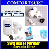 SWS Hi-Tech Ceramic Cartridge Water Purifier Filter For Home & Office Environment