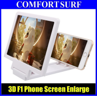 New F1 HD Fordable Screen Magnifier, Enlarge Screen Phone Holder Bracket