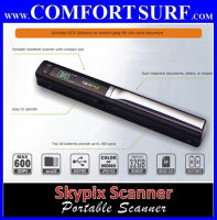 Portable SkyPix HandyScan / Cordless Color Scanner