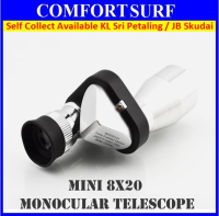 Mini 8 X 20 Monocular Telescope
