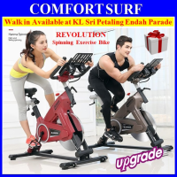 Superhorse Hanma HM811T Home Top Grade Gym Fitness Swing Spinning Exercise Bike