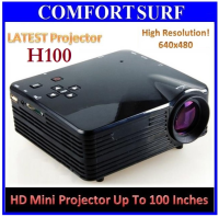 NEW Generation H100 LAPTOP Projector