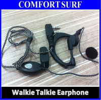 Earphone for Baofeng BF-888S and Other Walkie Talkie