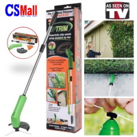 Zip Trim Cordless Trimmer Edger Work With Standard Ties Garden Weed Grass Handheld Cutter Mower