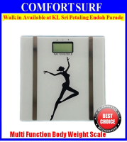 High Precision Ultra Slim Personal Health Digital Body Fat Analyzer Scale with 150kg !!