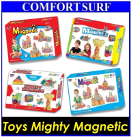 Toys Mighty Magnetic Building Set blocks Construction Creative Educational for Kids