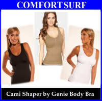 Cami Shaper by Genie Body Bra - Black Color