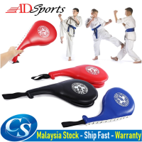 Double Kick Pad Target Taekwondo Karate Kickboxing MMA Training Martial Arts Drumstick Training Practice Kicking Target