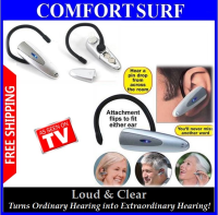 Personal Sound Amplifier Loud & Clear