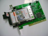 PCI to PCMCIA Adapter