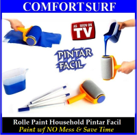 DIY Roller Paint Household Pintar Facil Painting tools