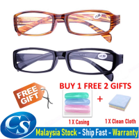 Portable Eyewear Eyeglasses Unisex Transparent 1.5.0-4.0 Reading Presbyopic Reading Glasses Cermin Mata Rabun ????