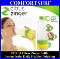 KOREA Citrus Zinger Lemon Healthy Drinking Bottle
