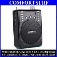 Upgrade Version Portable Multifuntion SAST Teacher Loudspeaker Microphone wf FM Radio / Mp3 / Recording