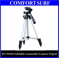 KETAI KT-3110A Foldable Camcorder & Camera Tripod with Free Carrying Bag